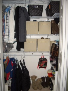 After - cleaner and more organized!